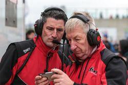 Fortec Motorsports teamleden