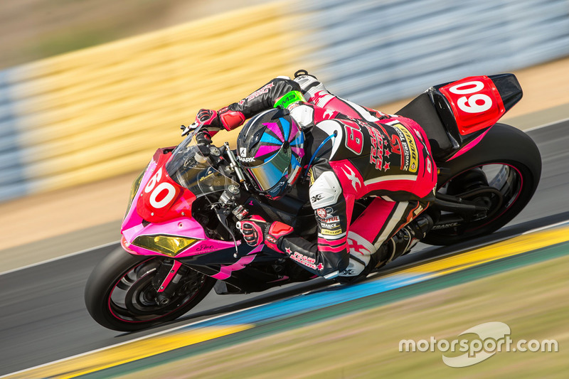 #60 Kawasaki: Allard Kerkhoven