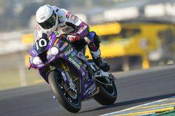 #10 Kawasaki: Erwan Nigon, Osamu Deguchi, Julien Millet