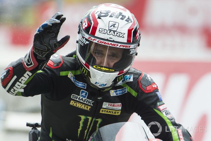 Johan Zarco, MotoGP'nin yeni yıldızı oldu
