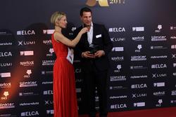 Premiazione di Marco Parroni, Julius Bär Bank
