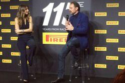 Giorgio Barbier, directeur de la compétition moto Pirelli