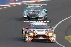 #35 Miedecke Stone Motorsport, Aston Martin V12 Vantage: George Miedecke, Ashley Walsh, Tony Bates
