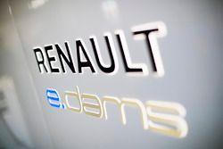 Logo Renault e.Dams