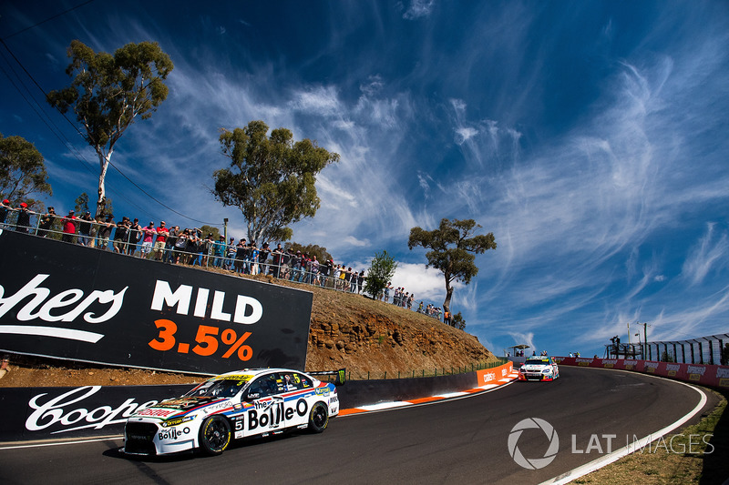 Марк Винтерботтом, Prodrive Racing Australia Ford
