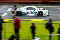 #75 Audi R8 LMS: Steve McLaughlin