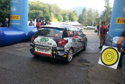 Emma Falcon, Rogelio Penate, Citroën DS3 R3T