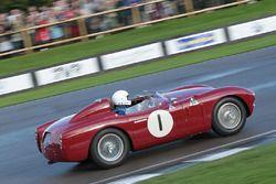 1953 Alfa Romeo 3000 'Disco Volante', Christopher Mann