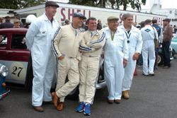 St Mary's Trophy Theo Paphetis Mark Blundell