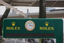 Rolex-Werbung