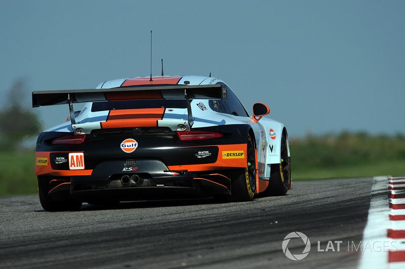 Ausfall: #86 Gulf Racing, Porsche 911 RSR