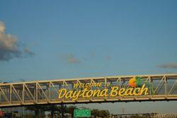 Brücke in Daytona