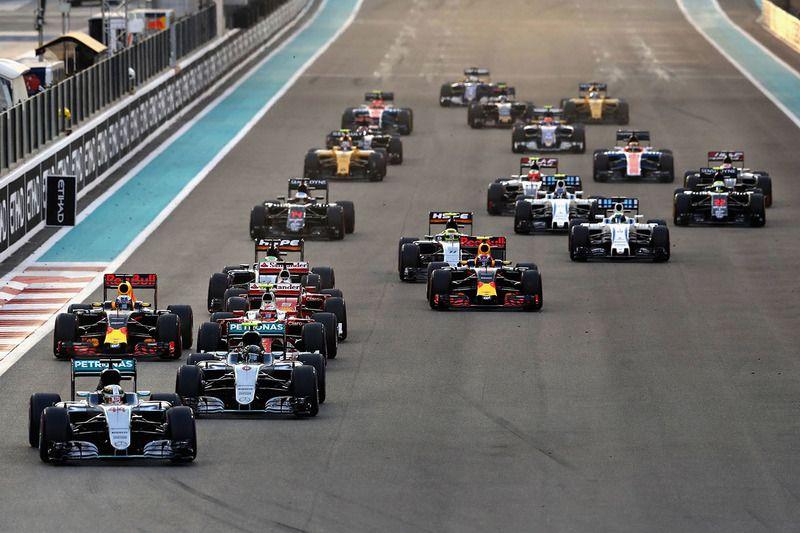 Formel-1-Rückblick 2016