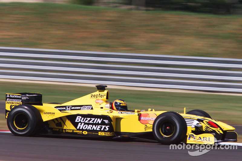 1999 - Jordan