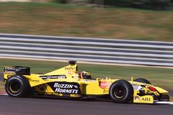 Heinz-Harald Frentzen, Jordan 199 Mugen Honda