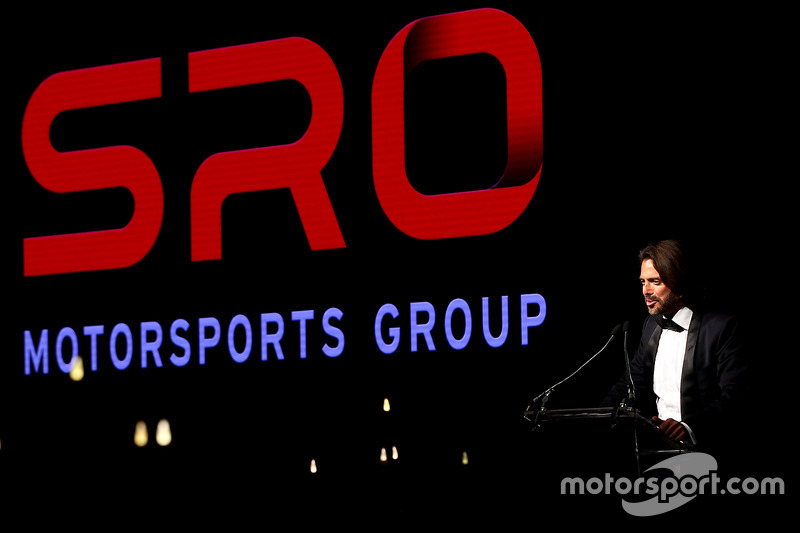 Stéphane Ratel, CEO and Founder of SRO Motorsport Group