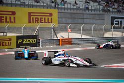 Koiranen GP leads Akash Nandy, Jenzer Motorsport