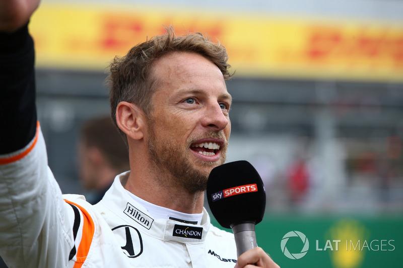 Jenson Button - Campeão de 2009