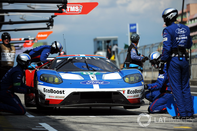 #67 Ford Chip Ganassi Racing Ford GT: Енді Пріоль, Гаррі Тінкнелл