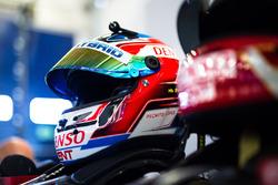 Il casco di Jose Maria Lopez, Toyota Gazoo Racing