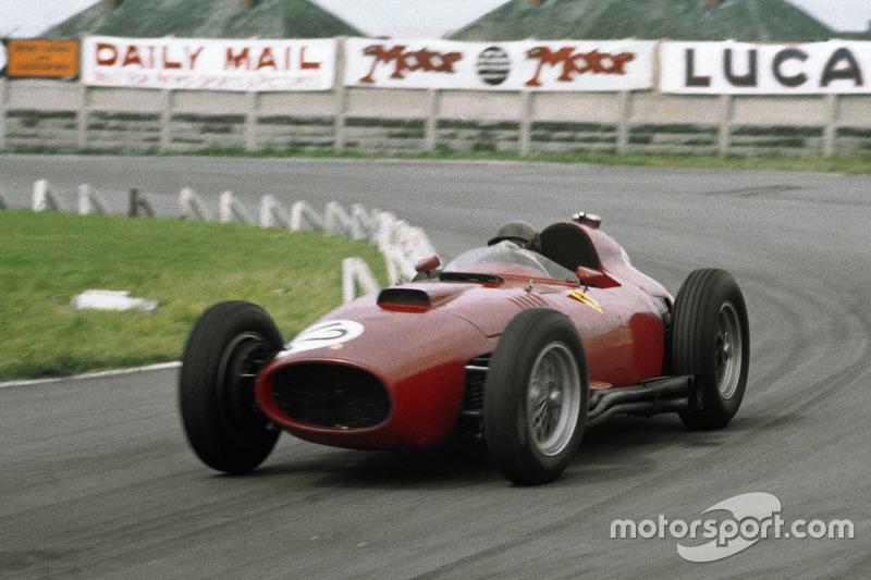 Питер Коллинз, Lancia Ferrari 801