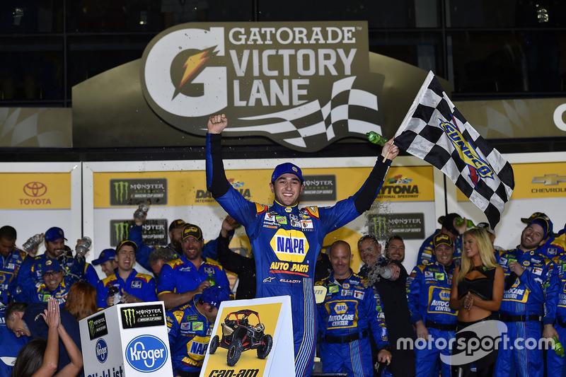 1. Duel 1: Chase Elliott, Hendrick Motorsports, Chevrolet