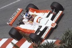 Patrick Tambay, McLaren M28 Ford