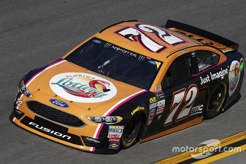 #72: Cole Whitt, TriStar Motorsports, Ford