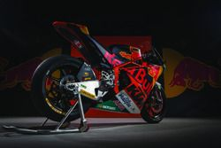 Moto del Red Bull KTM Ajo Team