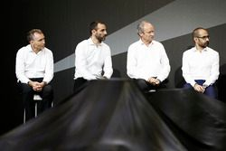 Senior Management of the Renault Sport F1 Team