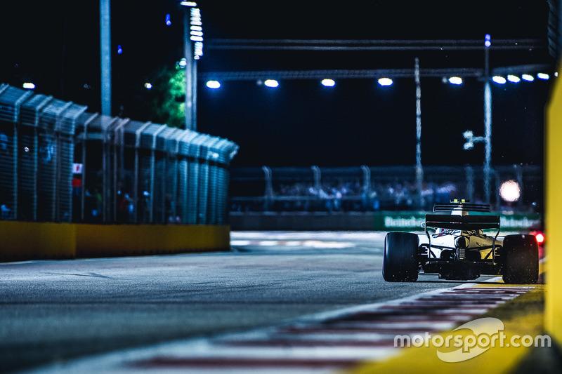 10 anos de GP de Singapura