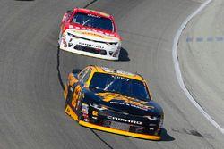 Brendan Gaughan, Richard Childress Racing Chevrolet, Michael Annett, JR Motorsports Chevrolet