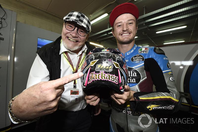 Jack Miller, Estrella Galicia 0,0 Marc VDS, 100 carreras comenzadas