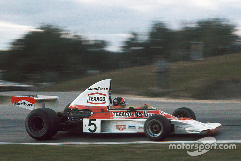 1974 - Emerson Fittipaldi, McLaren-Ford