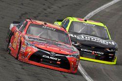 Эрик Джонс, Joe Gibbs Racing Toyota и Пол Менард