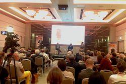 Conferenza stampa della presentazione del Motor Show di Bologna 2017