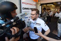 Andreas Seidl, Team Principal LMP1 Porsche Team