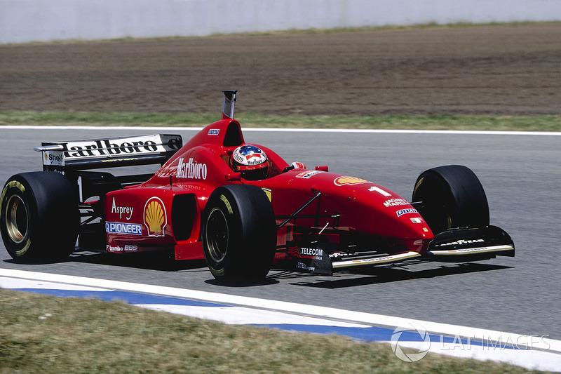 1996年:フェラーリF310