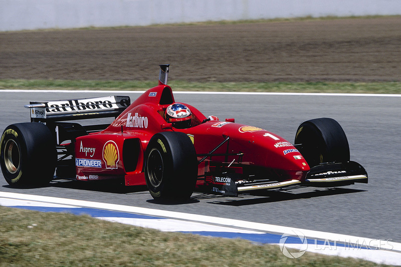 Michael Schumacher (Ferrari F310)