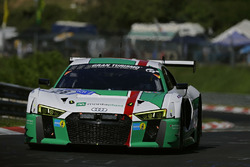 #28 Audi Sport Team Land-Motorsport, Audi R8 LMS: Christopher Mies, Connor De Phillippi, Christopher