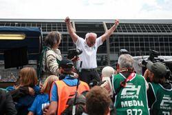 Teambesitzer Wolfgang Land, Land Motorsport