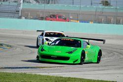 #9 MP1A Ferrari 458, Carlos Zaid, NGT Motorsport
