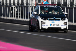 BMW i3 Medical car