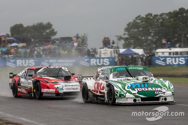 Carlos Okulovich, Maquin Parts Racing Torino, Jose Manuel Urcera, Las Toscas Racing Chevrolet