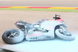 Xavi Forés, Barni Racing Team dopo le fiamme