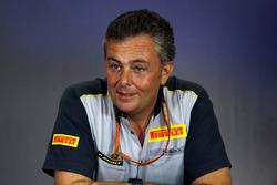 Mario Isola, Direttore Sportivo Pirelli