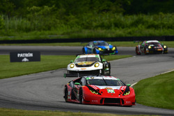 #48 Paul Miller Racing Lamborghini Huracan GT3: Madison Snow, Bryan Sellers