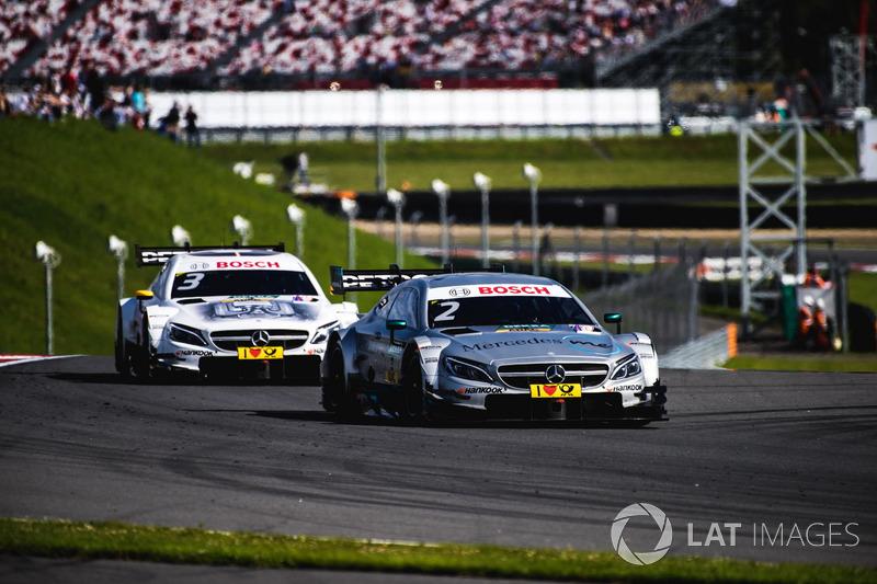 Mercedes, DTM'den ayrıldığını ve Formula E'ye geçeceğini açıkladı