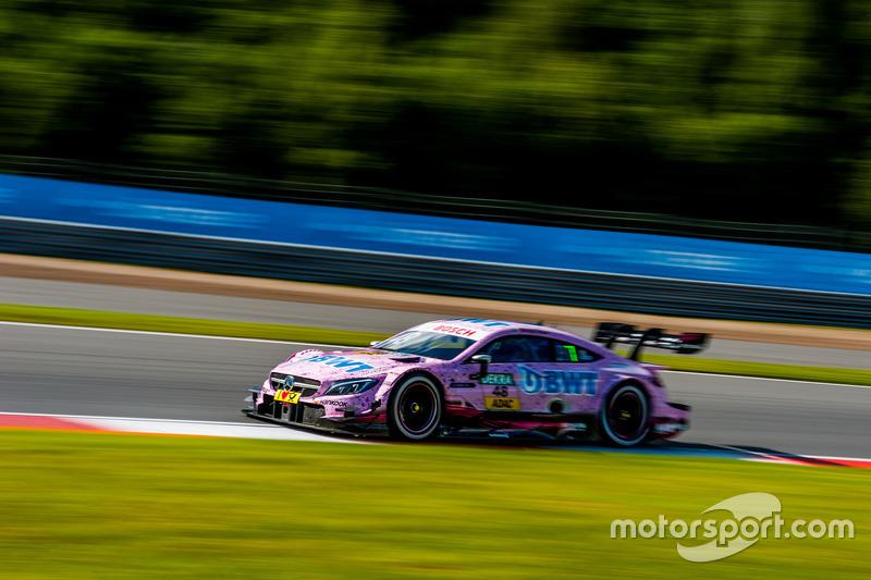 Эдоардо Мортара, Mercedes-AMG C 63 DTM, Mercedes-AMG DTM Team HWA