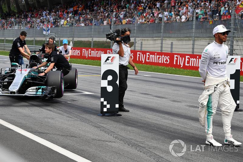 Льюїс Хемілтон, Mercedes AMG F1
